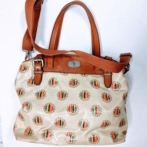 Fossil Key-Per shoulder bag